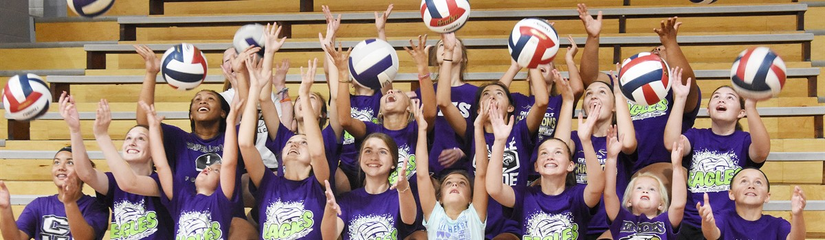 CHS Volleyball Camp