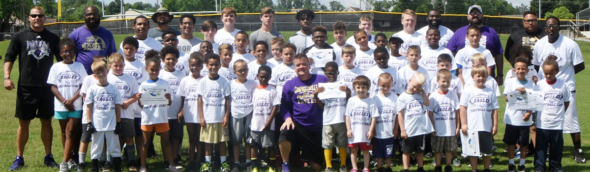 CHS Football Youth Camp