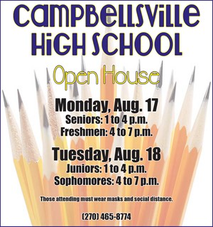 CHS Open House 20-21