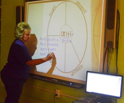 CMS students learn Greek, Latin root words - Campbellsville