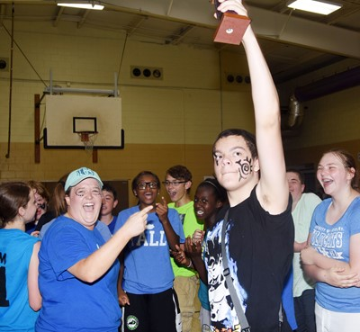 CMS students compete in Field Day games - Campbellsville Middle School