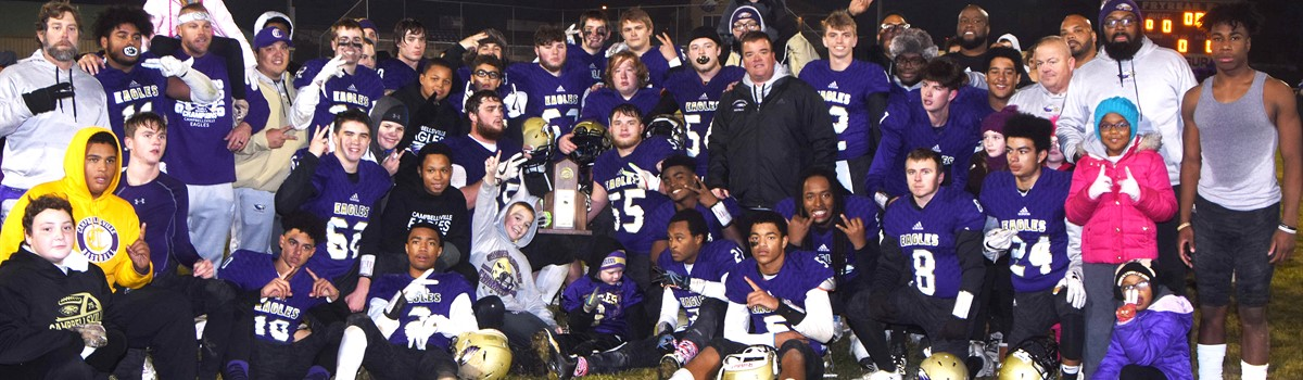 CHS Football Region Champs 2018