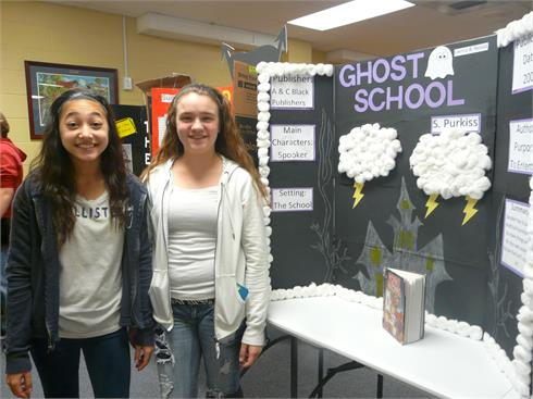 8th Grade Reading Fair