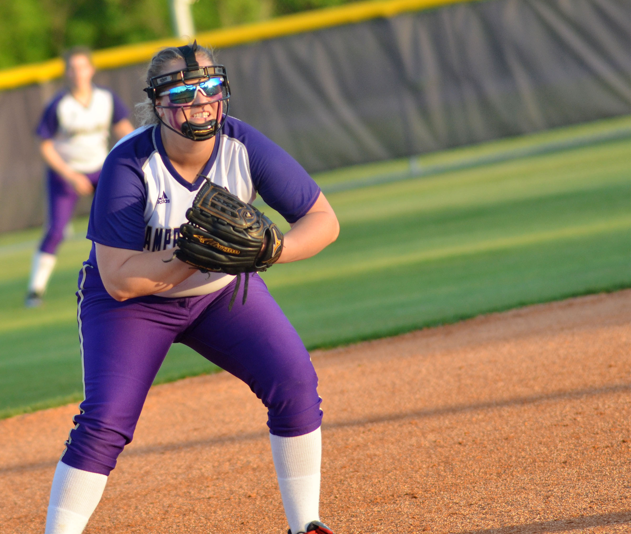 CHS senior Brenna Wethington was named to this year's coaches' all fifth region season team. She was the starting third baseman for the CHS team this season.