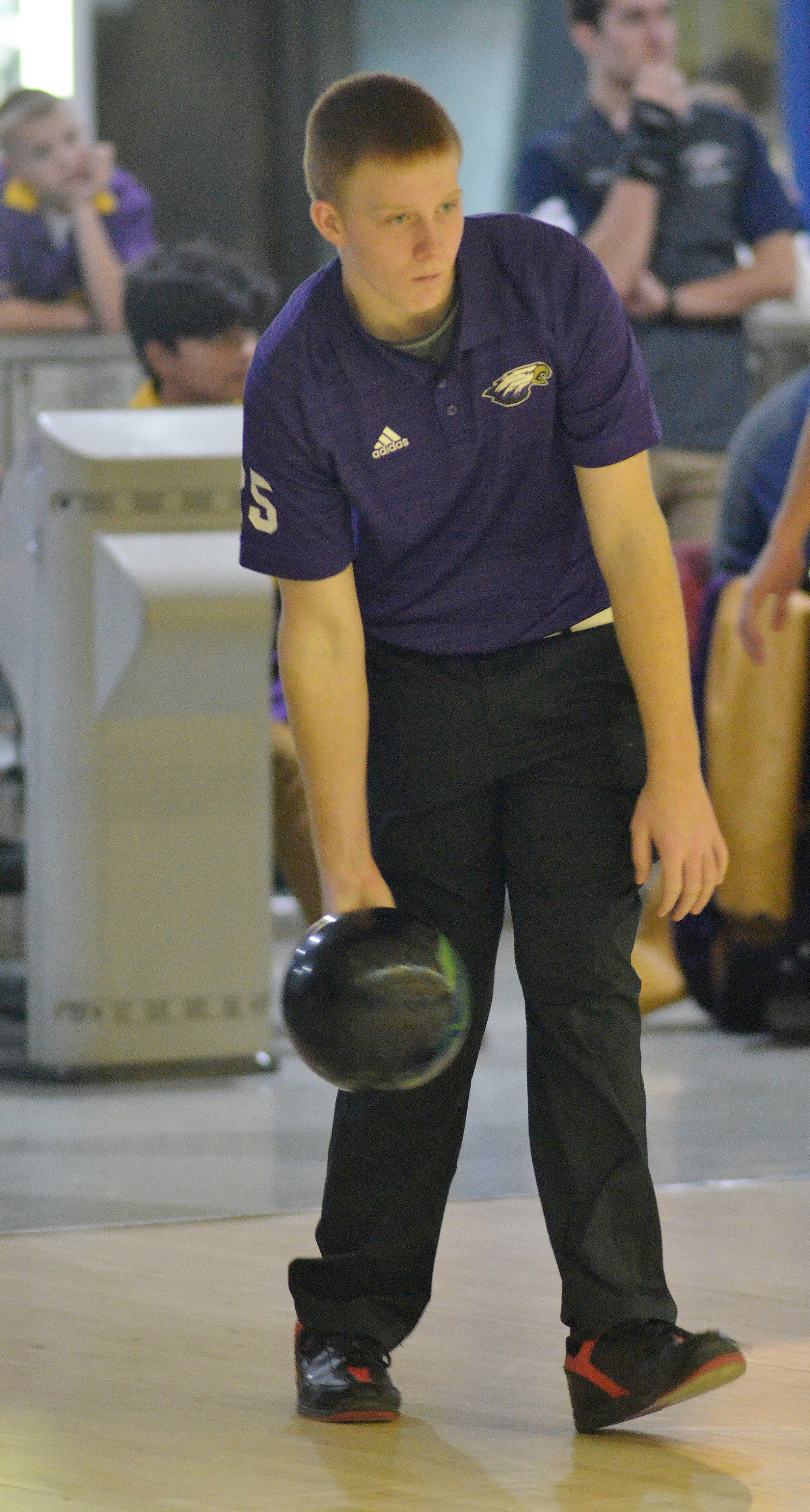 CHS sophomore Patrick Walker competed in KHSAA region competition and finished the singles portion in 10th place. As such, he was named to the all-region team and advances to the state competition on Feb. 8 and 9 in Louisville.